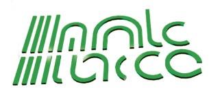 Buchstabenelemente, grün