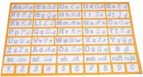 Übungsunterlage Deutsch-Mathe (Schulausgangsschrift)
