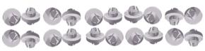 Steckverbinder für Multiwürfel (20 Stück)
