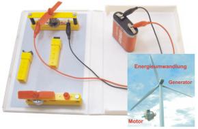 Experimente Elektromotor