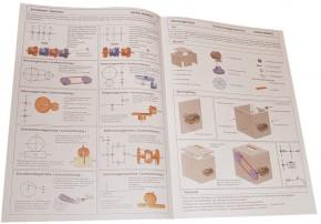 Anleitung zum Baukasten - Maschinen und Getriebe