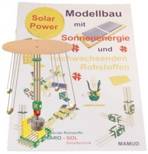 Anleitung zum Baukasten Solar - Experimente